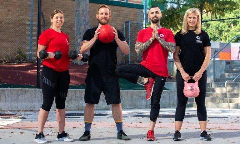 Fitness Staff crop